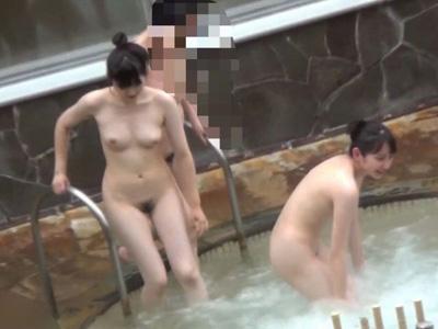 女風呂盗撮 小学生 お母さんといっしょにお風呂に来ているJSを銭湯盗撮 - エログ ...
