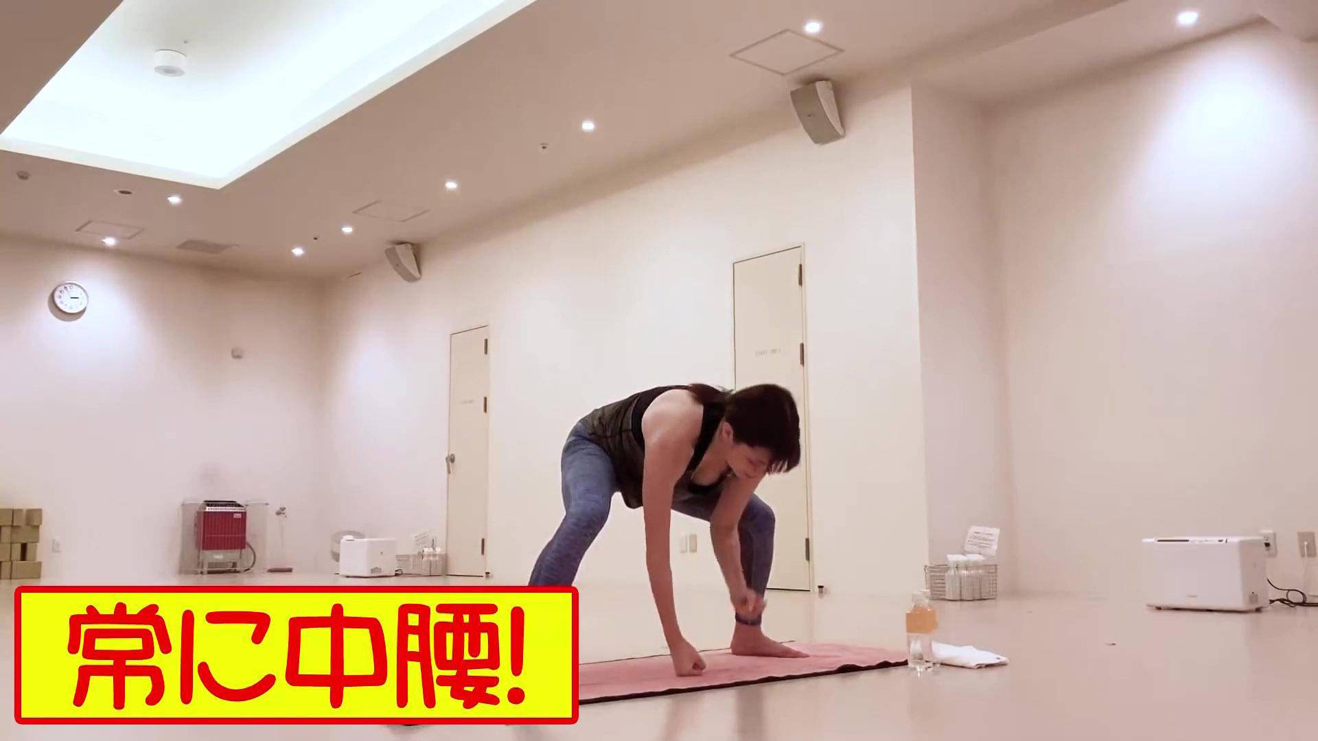 三谷紬_胸チラ_タンクトップ_youtube_20