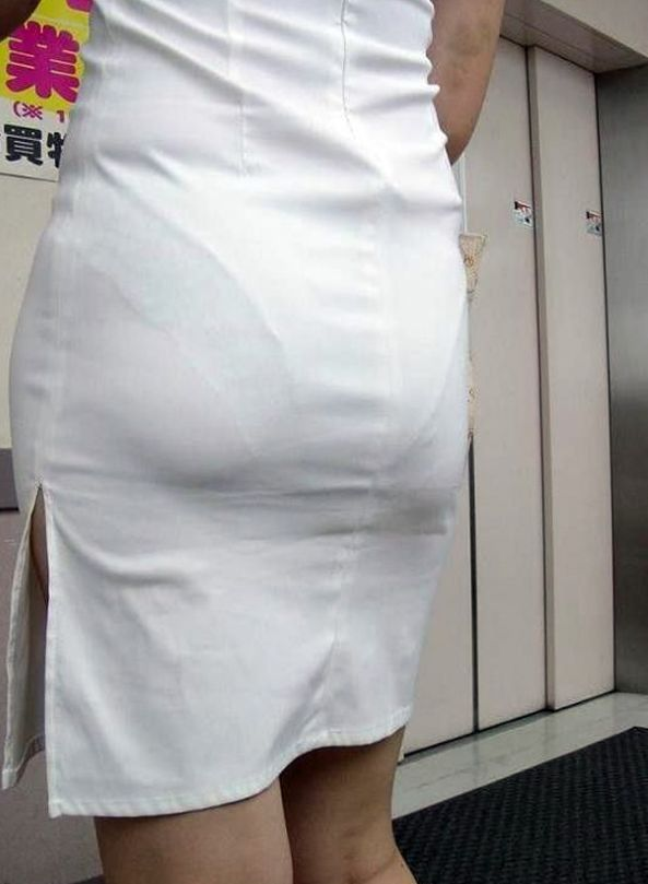 ナース_透けパン_盗撮_エロ画像_07