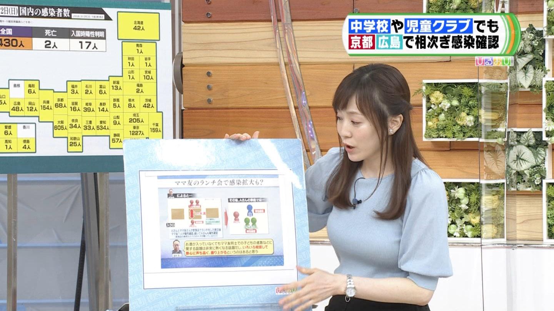 江藤愛_女子アナ_おっぱい_横乳_ひるおび!_13