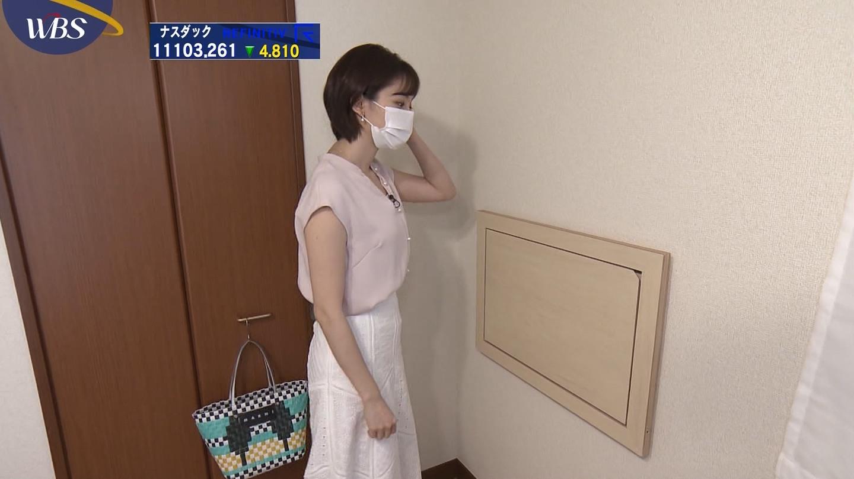 田中瞳_女子アナ_ノースリーブ_おっぱい_10