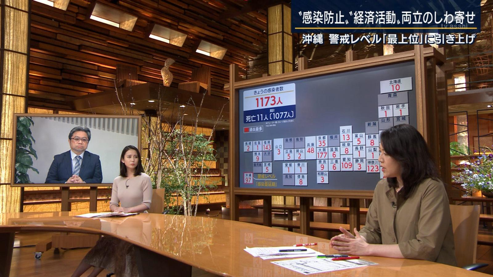 森川夕貴_女子アナ_横乳_報道ステーション_24