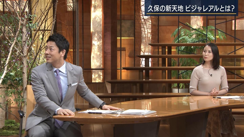森川夕貴_女子アナ_横乳_報道ステーション_43