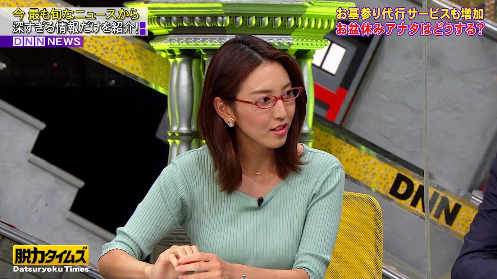 小澤陽子_着衣巨乳_おっぱい_全力!脱力タイムズ_17