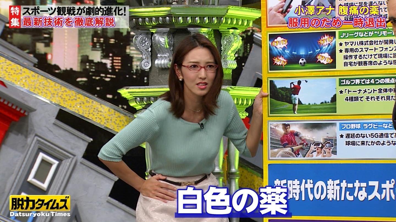 小澤陽子_着衣巨乳_おっぱい_全力!脱力タイムズ_42