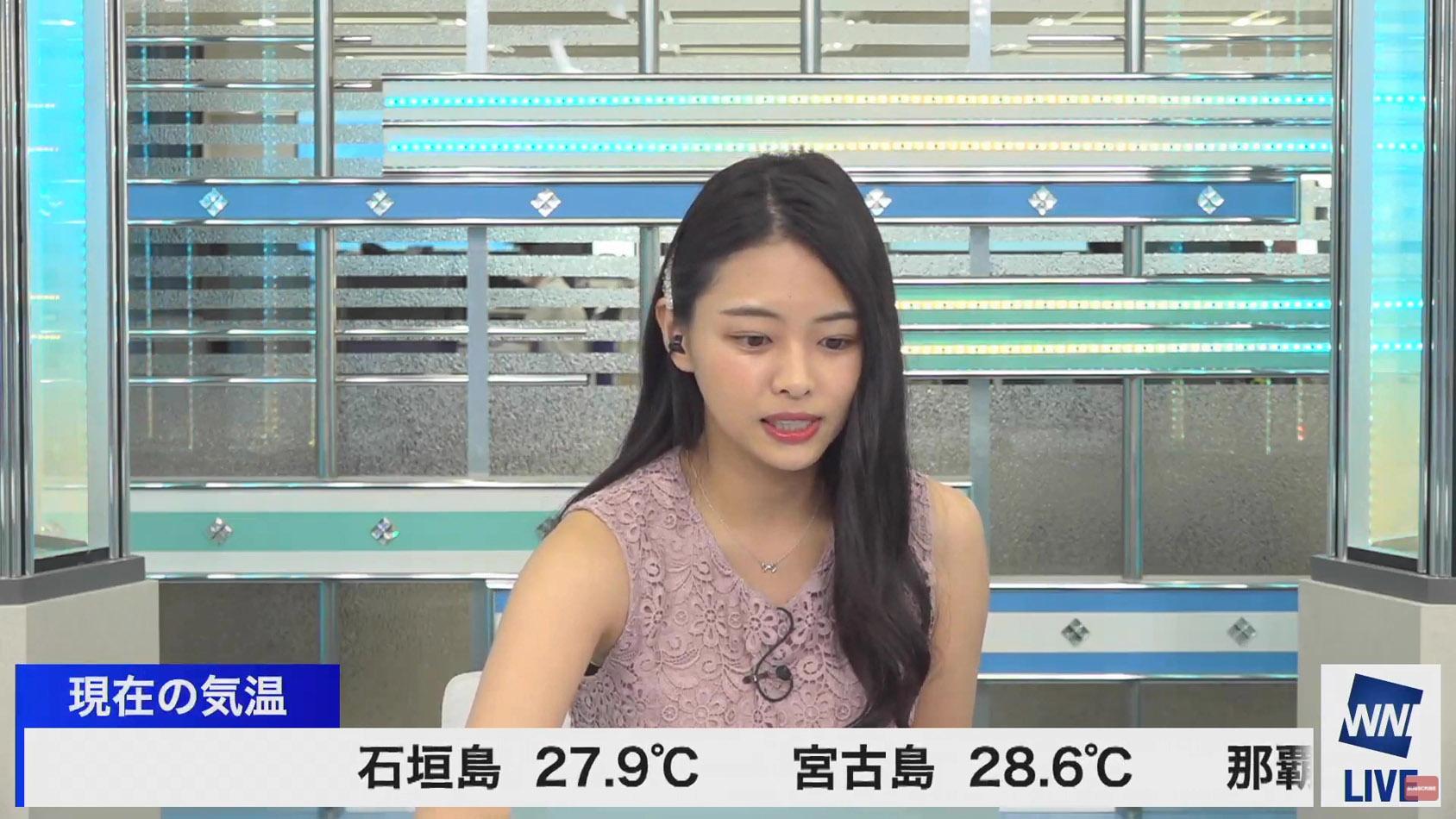 角田奈緒子_キャスター_ノースリーブ_おっぱい_17