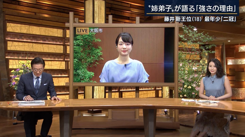 森川夕貴_着衣巨乳_おっぱい_報道ステーション_16