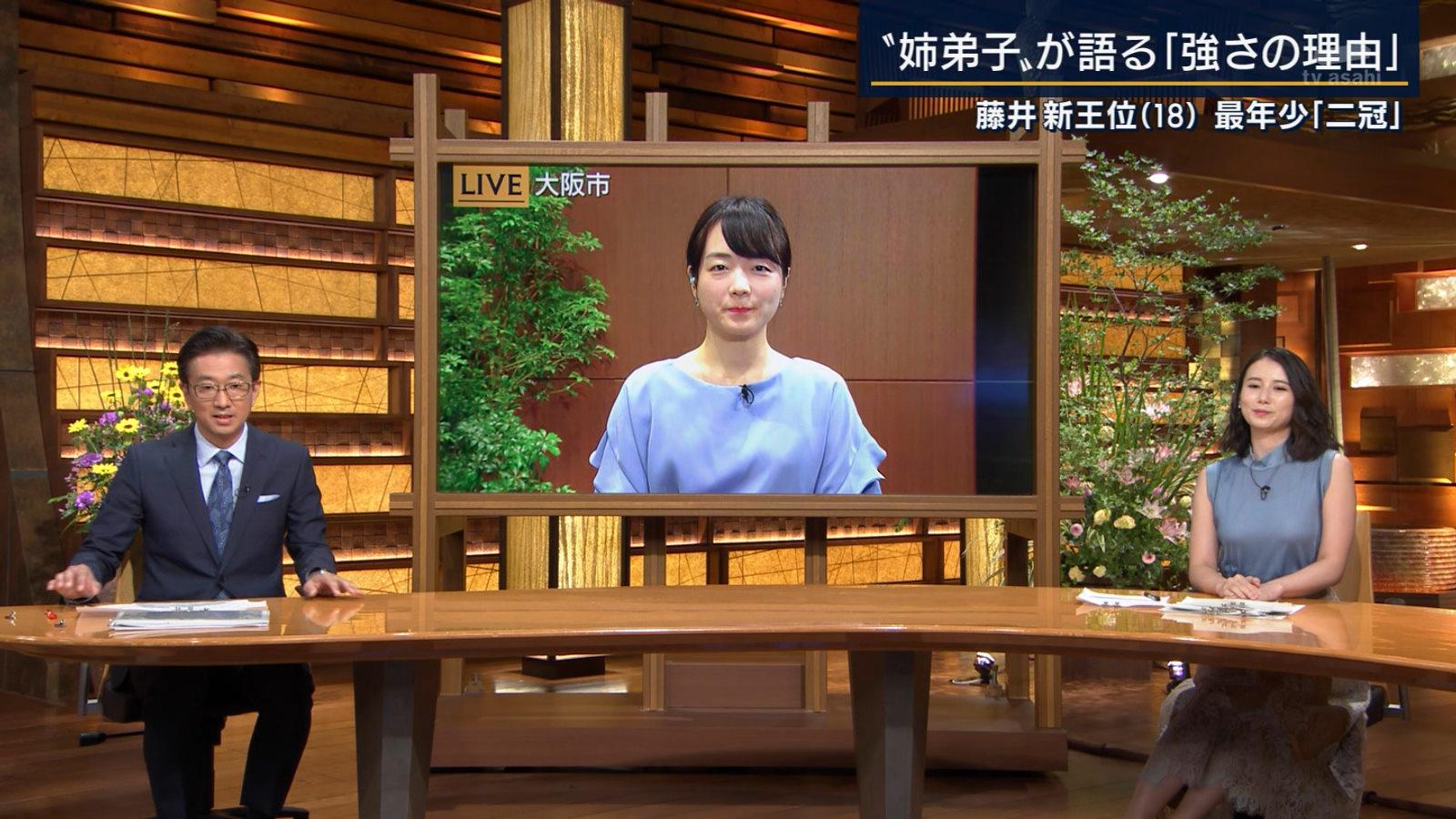森川夕貴_着衣巨乳_おっぱい_報道ステーション_19