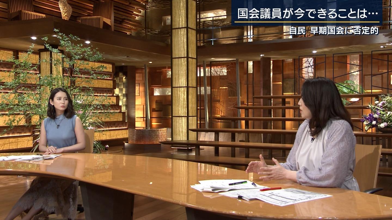 森川夕貴_着衣巨乳_おっぱい_報道ステーション_45