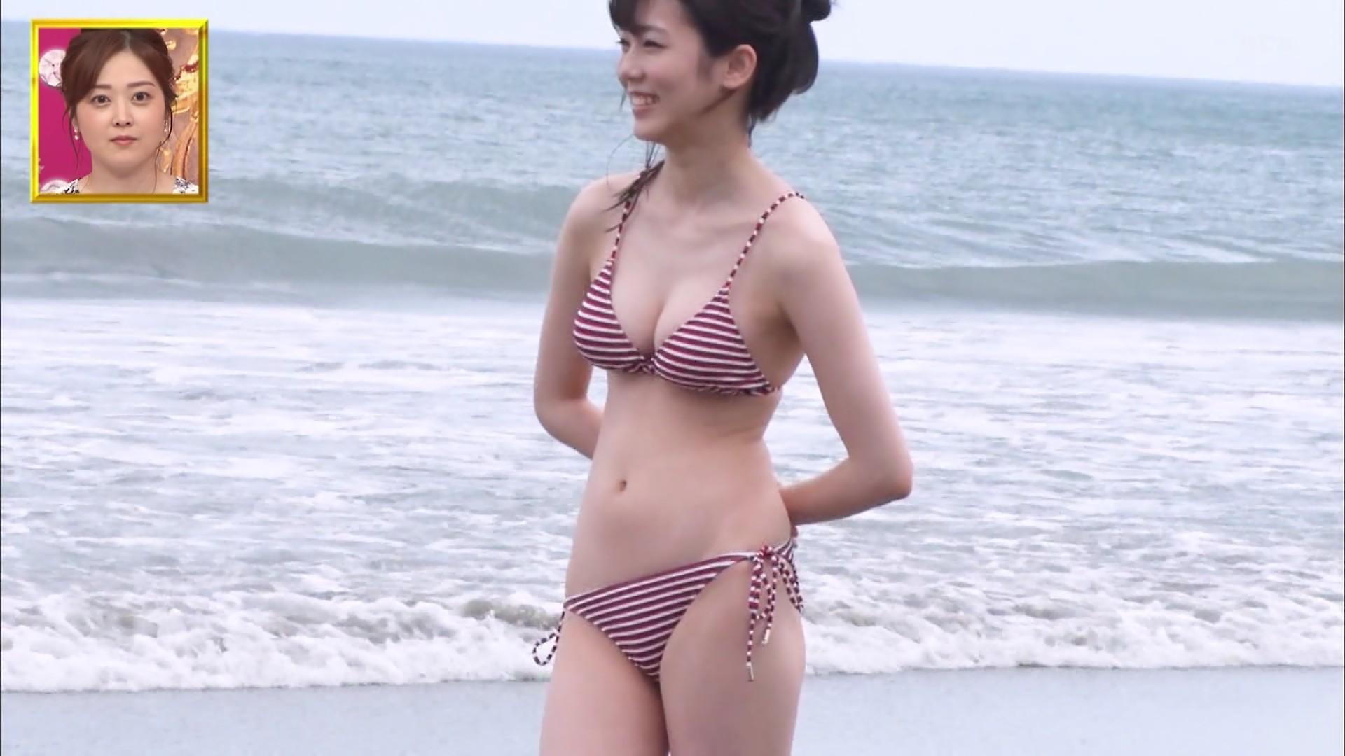 上京ガール_川口葵_水着_巨乳_幸せ!ボンビーガール_25