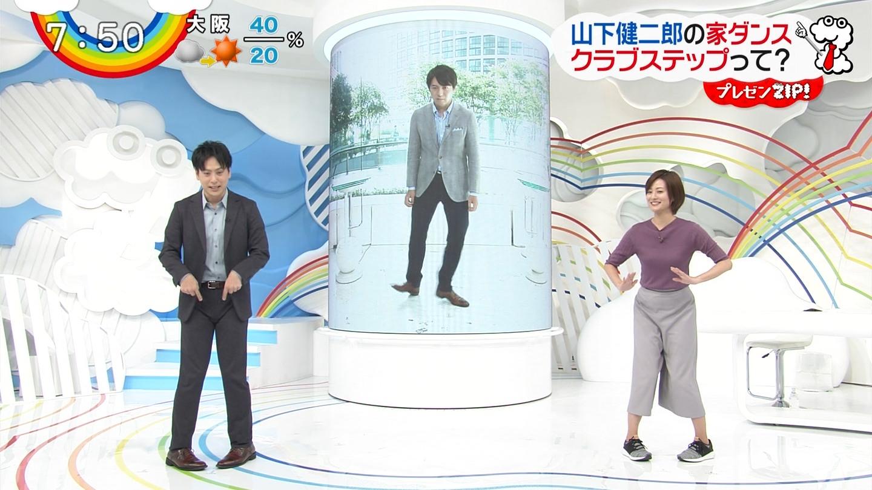 徳島えりか_ダンス_乳揺れ_ZIP!_09