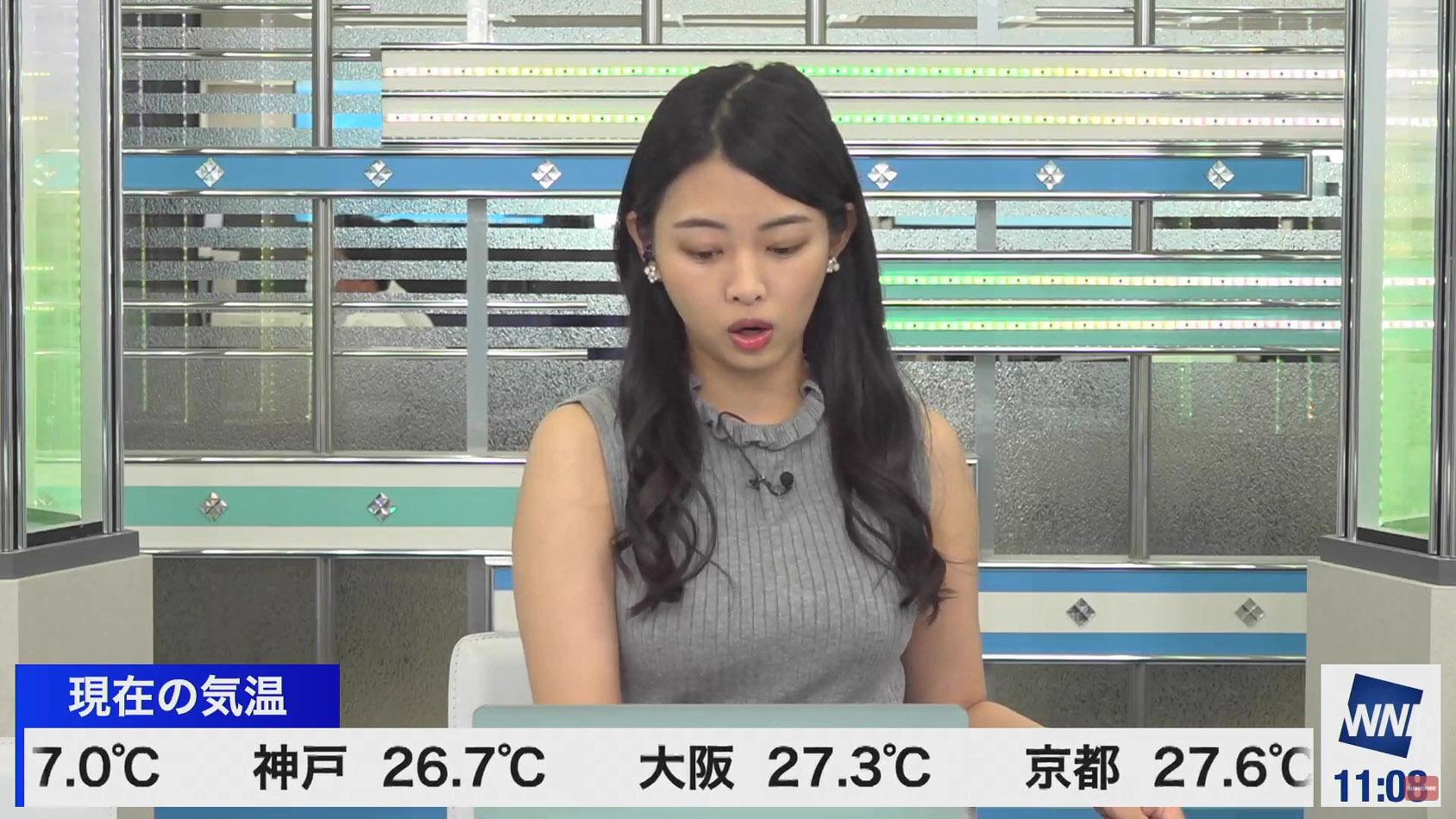 角田奈緒子_着衣巨乳_横乳_ノースリーブ_05