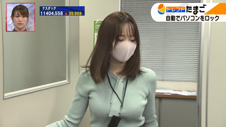 森香澄_女子アナ_着衣巨乳_トレンドたまご_25
