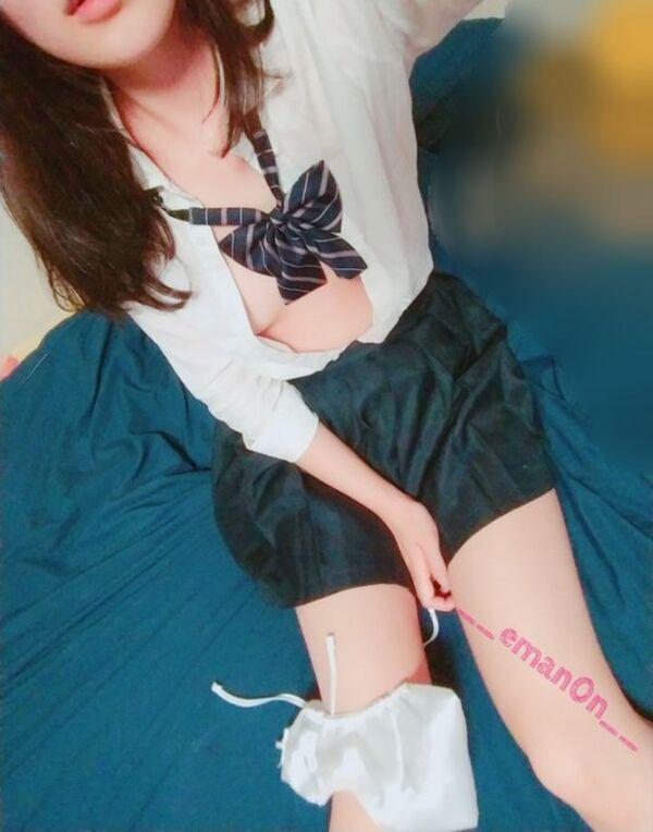 自撮り_JK_制服_エロ画像_06