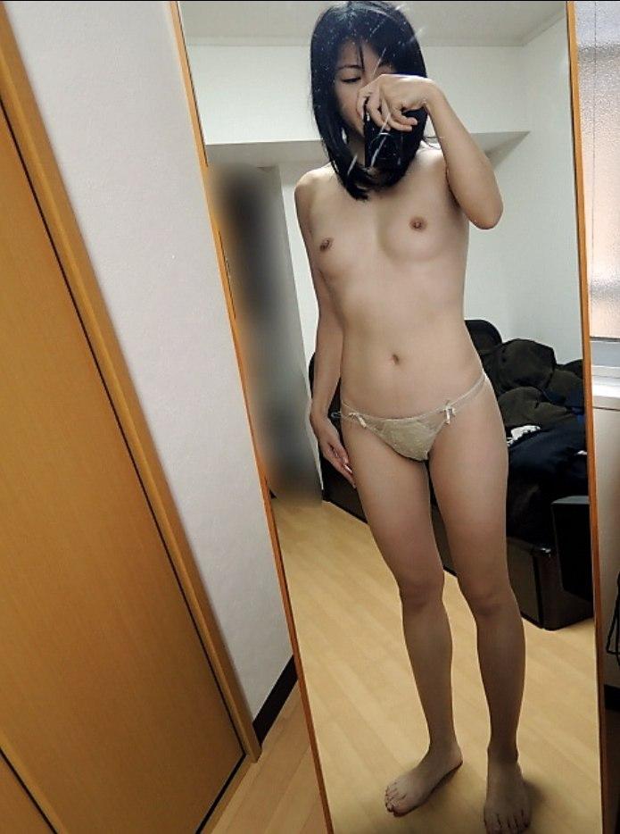 自撮り_熟女_素人_エロ画像_03