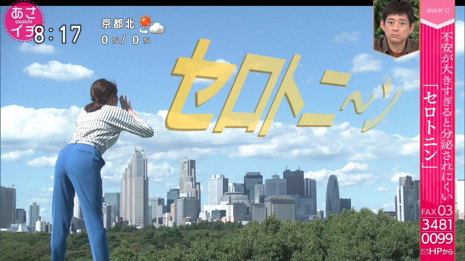 中川安奈_着衣巨乳_横乳_あさイチ_06