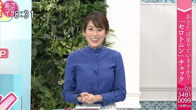 中川安奈_着衣巨乳_横乳_あさイチ_09