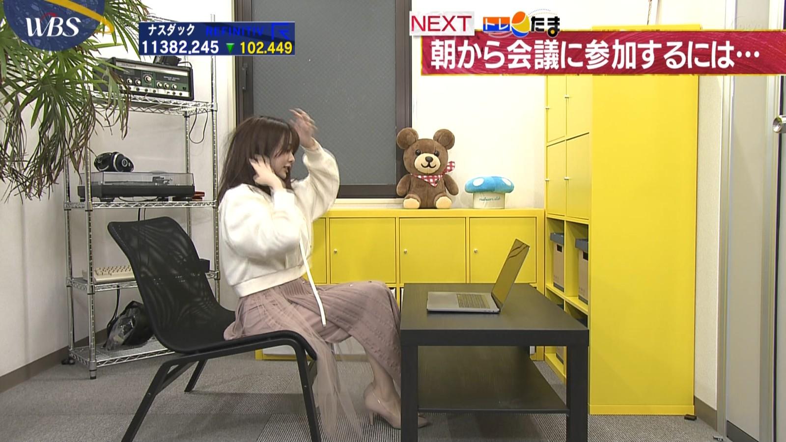 森香澄_着衣巨乳_お尻_トレンドたまご_04
