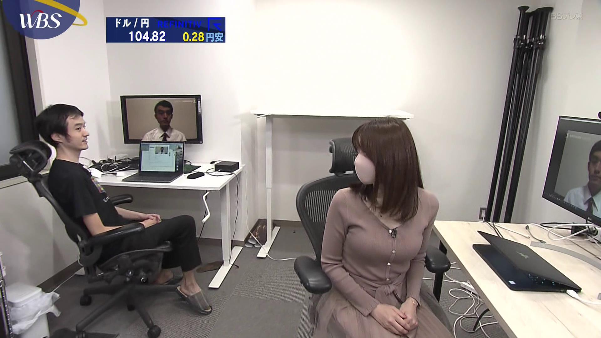 森香澄_着衣巨乳_お尻_トレンドたまご_09