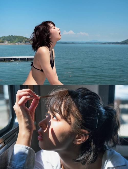 坂ノ上茜_女優_水着_グラビア_FLASH_07