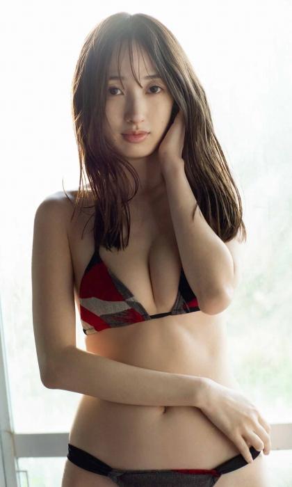 團遥香_水着_美乳_美尻_週刊プレイボーイ_09