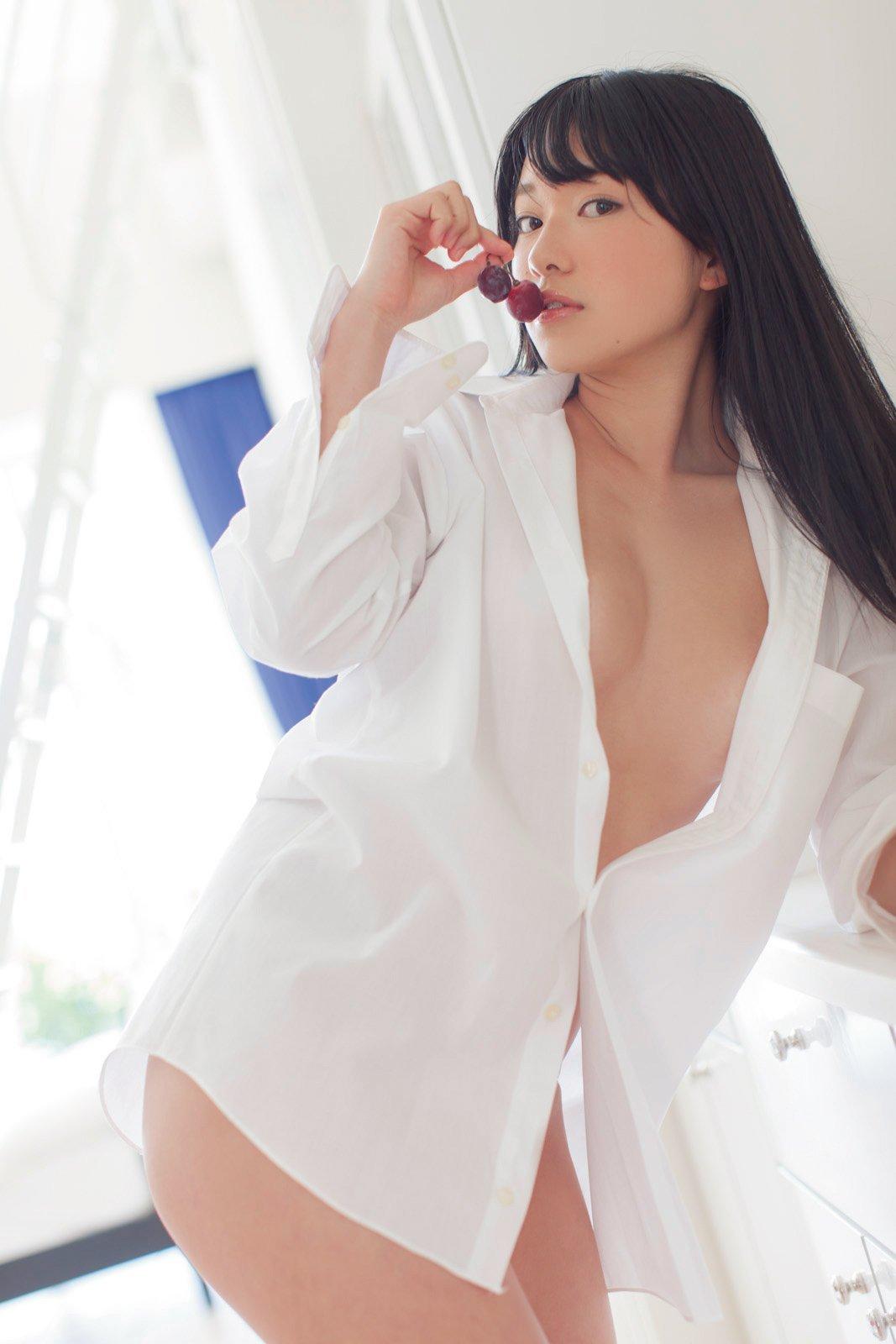 ワイシャツ_全裸_フェチ_エロ画像_02