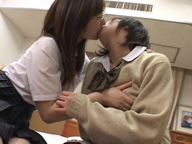 JK_制服_レズ_キス_エロ画像_10