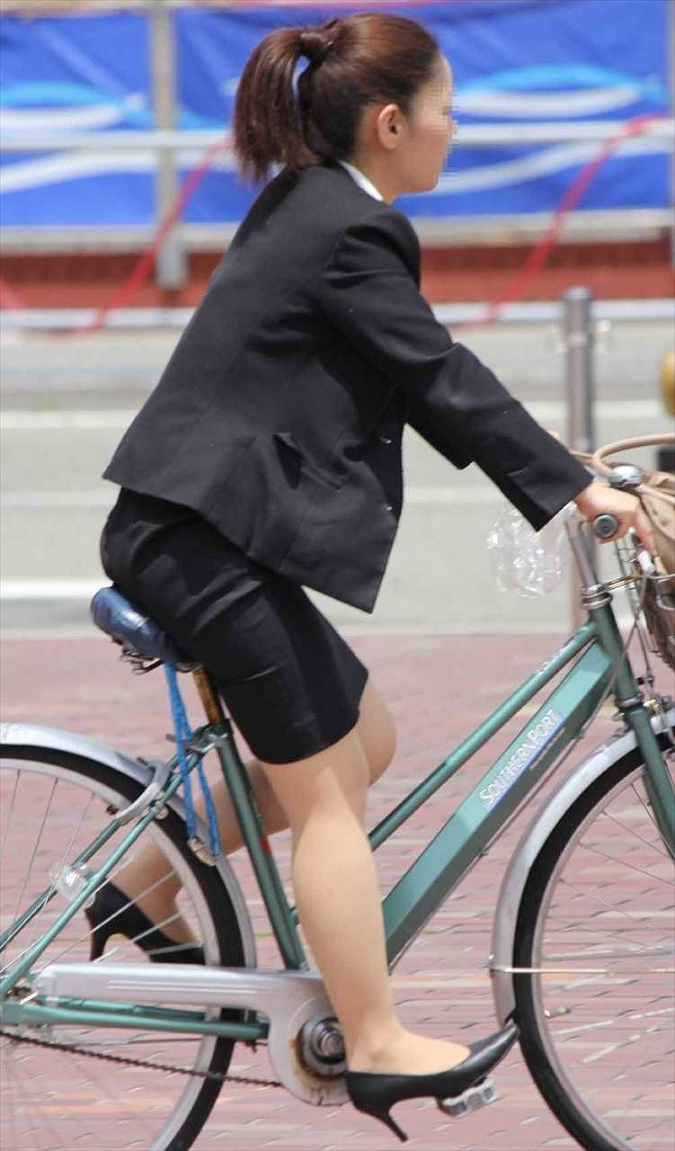 OL_美脚_自転車_盗撮_エロ画像_09