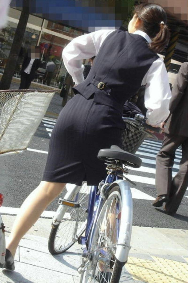 OL_美脚_自転車_盗撮_エロ画像_10