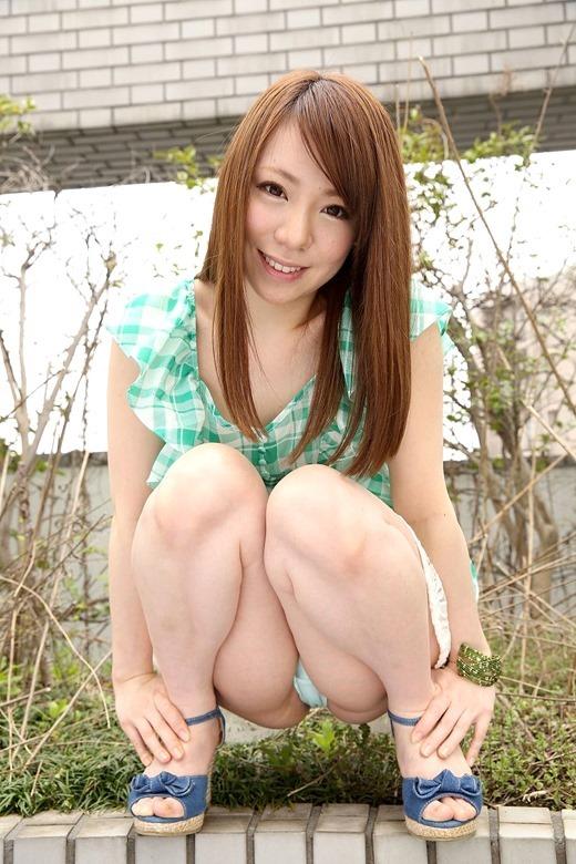 パンチラ_美女_パンツ_エロ画像_09