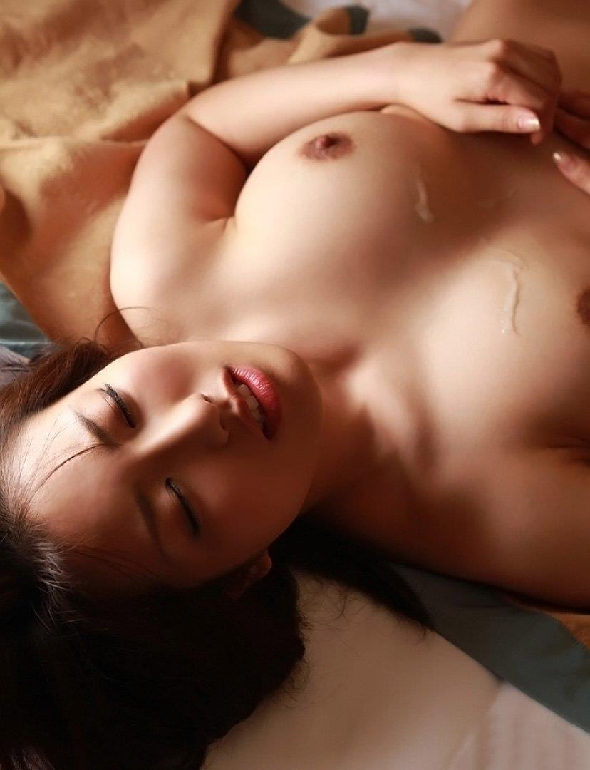 胸射_ぶっかけ_ザーメン_おっぱい_エロ画像_06